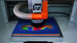 Produkcja wkładki przy użyciu precyzyjnej frezarki CNC