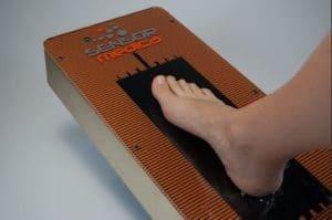 3D Laser Foot Scaner