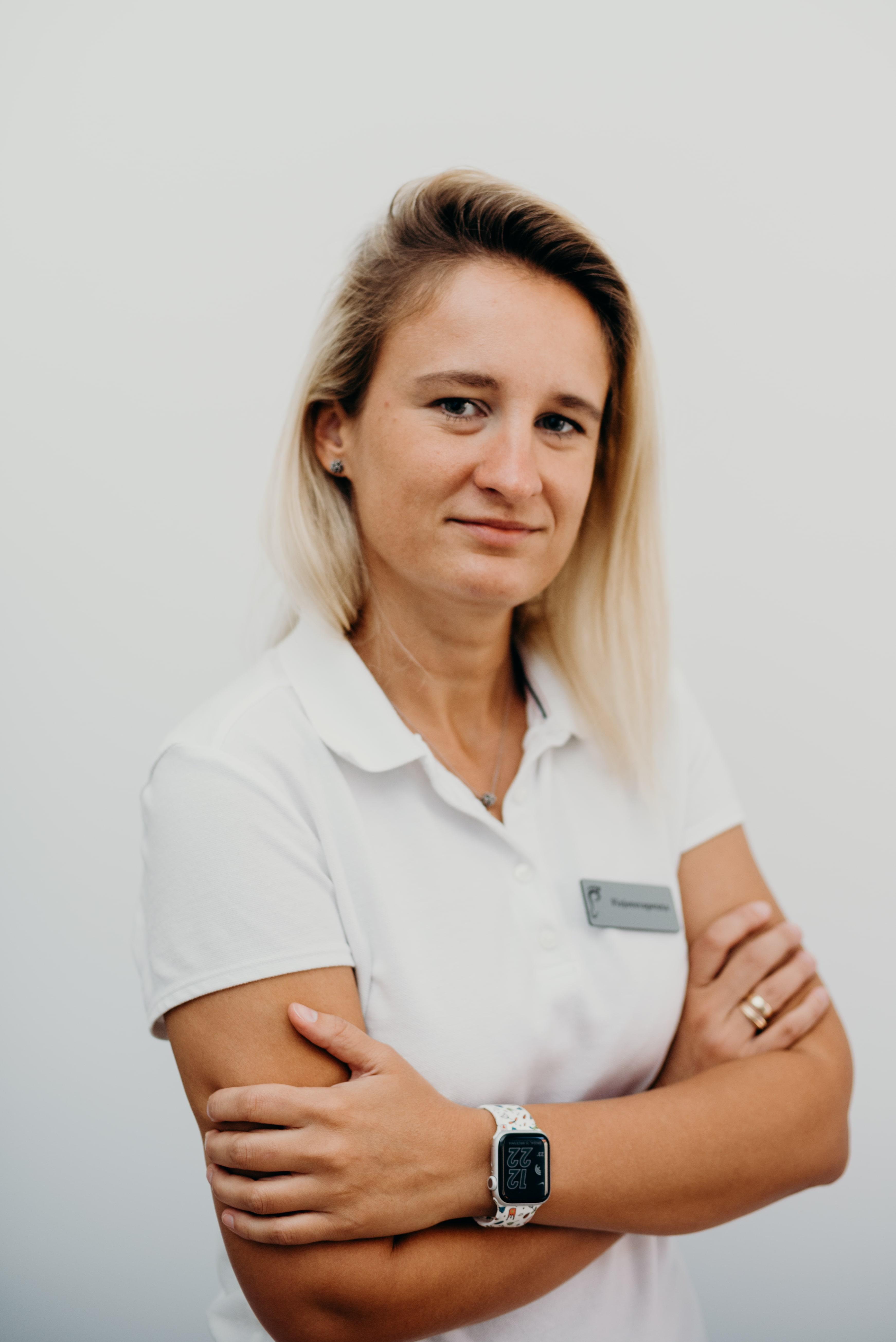 Specjalista-podolog mgr Klaudia Wilk